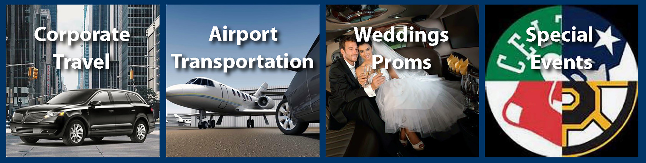 Above All Transportation-4Up-CorporateTravel-AirportTransportation-WeddingsProms-SportingEvents-Concerrts